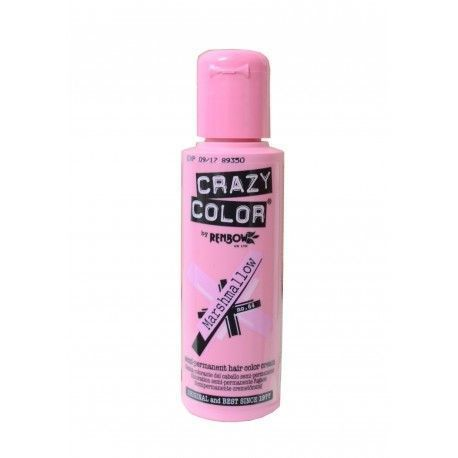 "Crazy color ""MARSHMALLOW"". 100ml."